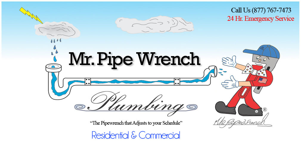 Mr. Pipe Wrench